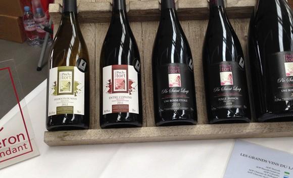 Le salon Terre des vins